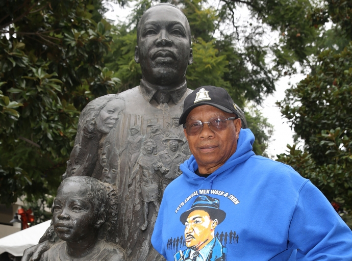 Riverside African American Historical Society hosts 27th Annual MLK Walk-a-Thon