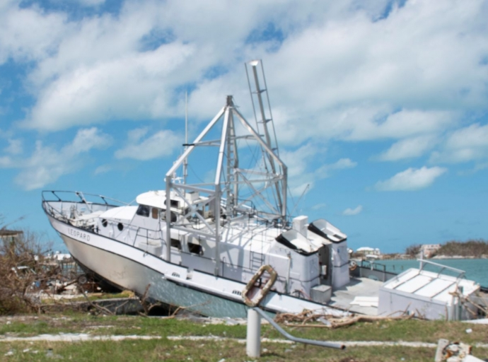 Bahamas Hurricane Dorian Response: the International Black Women's Public Policy Institute activates 'Boots On The Ground'