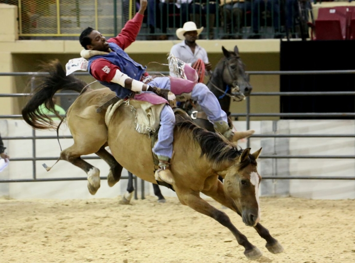 Celebrating the 35th Anniversary of the Bill Pickett Invitational Rodeo
