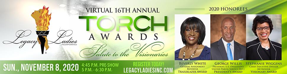 Legacy Ladies Torch Awards 2020