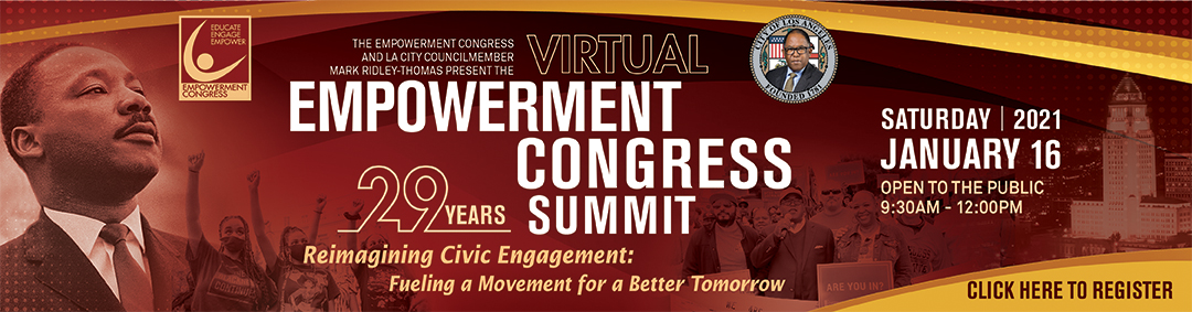 29th Annual Empowerment Congress Summit