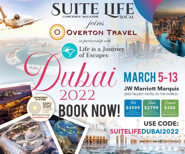 Overton Travels Dubai 2022