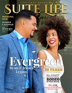 Suite Life SoCal Magazine Inaugural Issue
