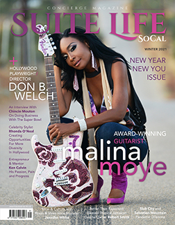 Suite Life SoCal Magazine Winter Issue 2021